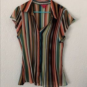 Tops - Sunny Leigh Multicolored blouse
